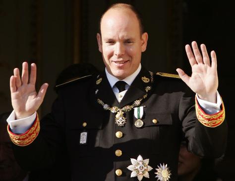 IMAGE: Prince Albert II