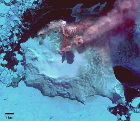 Image: Eruption