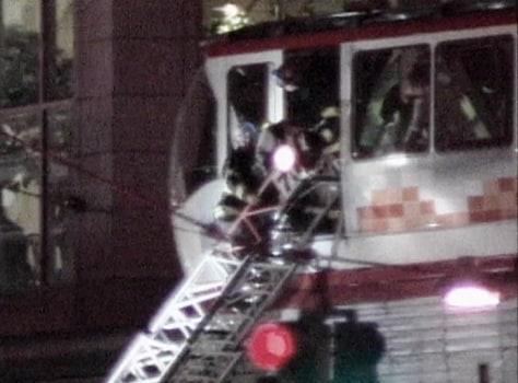 Image: Monorail rescue