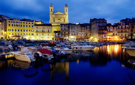 Porto Vecchio Harbor