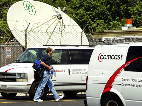 COMCAST FACILITY