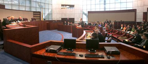 Image: Court room