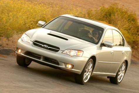 Image: 2006 Subaru Legacy