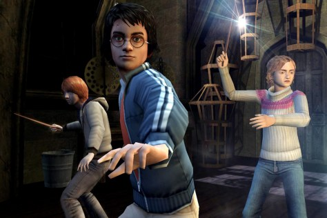 "screenshot from ""Harry Potter and the Goblet of Fire"""