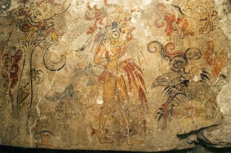 Image: Maya mural