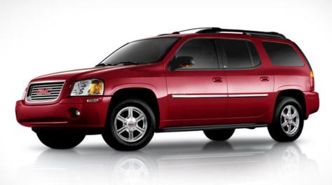 GMC Envoy XL SUV