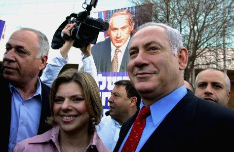 Image: Netanyahus