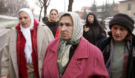 Image: Bosnians