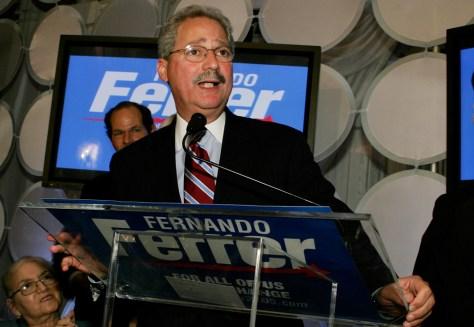 Fernando Ferrer