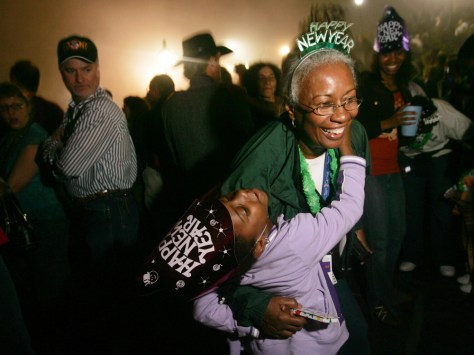 IMAGE: New Year's Eve in New Orleans