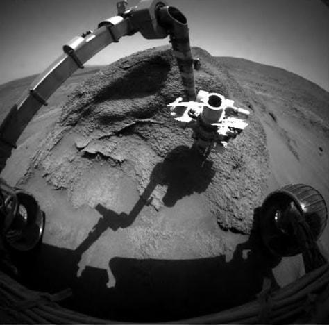 Image: NASA's Spirit rover