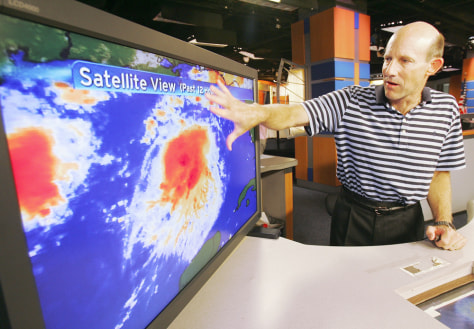 IMAGE: WEATHER CHANNEL EXPERT