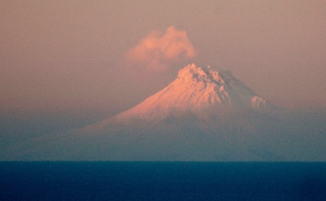 IMAGE: Alaska's Mt. Augustine Volcano
