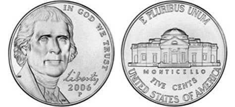New nickels coming to registers near you - Business - US