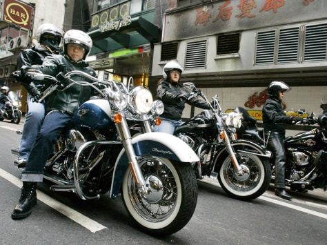 Harley-Davidson is moving factories overseas, but don't expect the ads to change