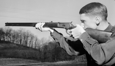 Traditional Winchester rifles to be discontinued - Business