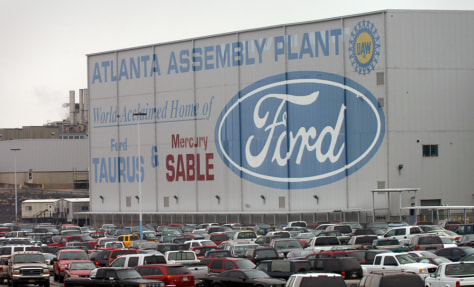 Ford To Close More Than Eight North American Plants