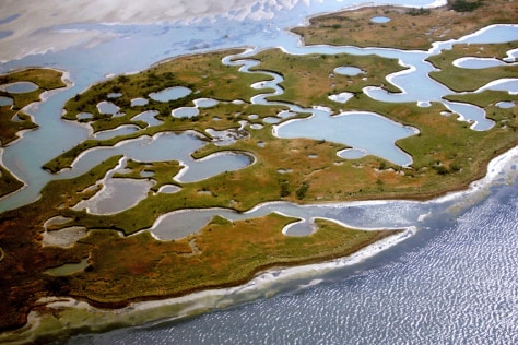 CHANDELEUR ISLAND