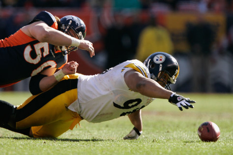 AFC Championship Game: Pittsburgh Steelers v Denver Broncos
