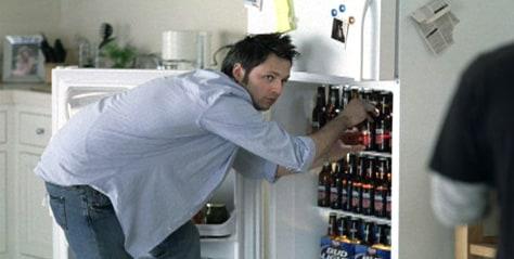 Secret fridge
