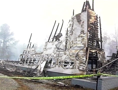 IMAGE: DESTROYED CHURCH