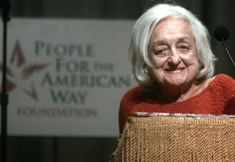 Image: Betty Friedan