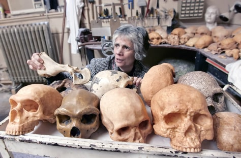 Image: Museum castings