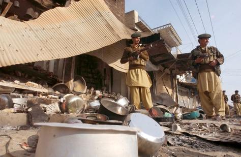 Image: Pakistan forces