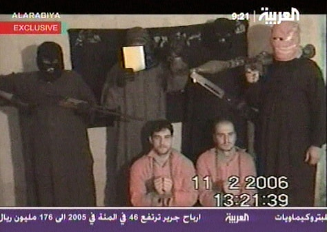 Image: German hostages