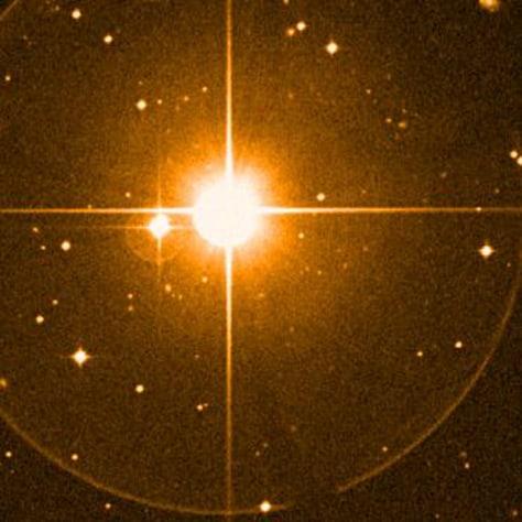 Image: Omicron 2 Eridani