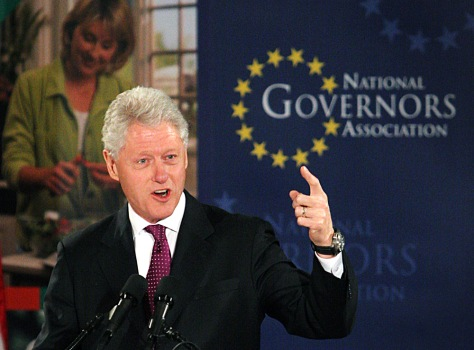 Image: Bill Clinton