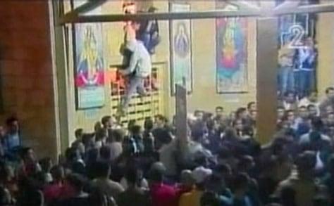 Image: Riots in Nazareth