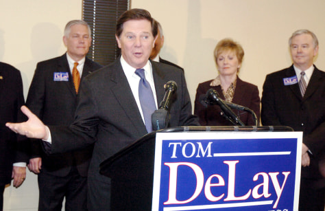 Image: Rep. Tom DeLay