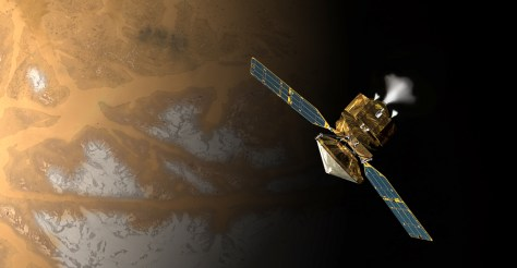 Mars orbiter faces NASA's 'Ghoulish' past - Technology ...