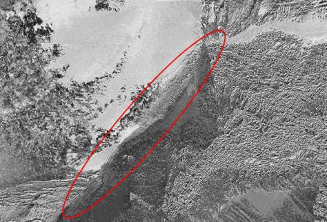 Image: Ararat anomaly
