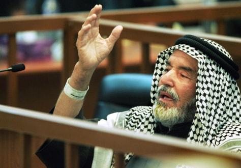 Image: ABDULLAH KAZIM RUWAYYID