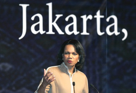 Images: Secretary of State Condoleezza Rice