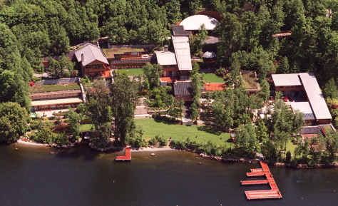 Image: Bill Gates' home