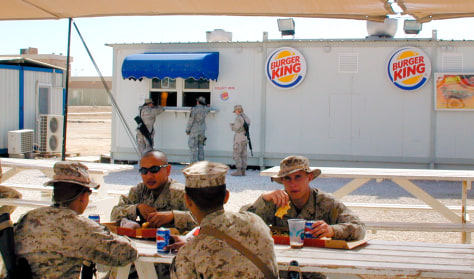 List Of United States Military Installations In Iraq During