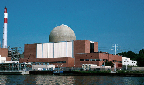 IMAGE: INDIAN POINT NUCLEAR POWER PLANT