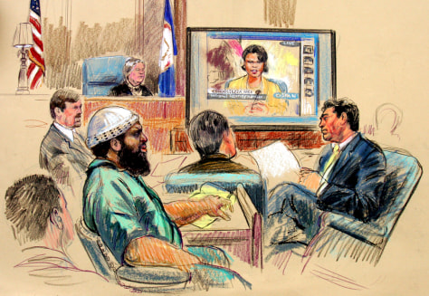 Image: Moussaoui trial