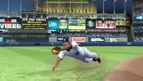 screenshot from MLB 06
