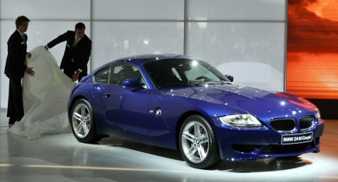 Image: BMW Z4 M Coupe