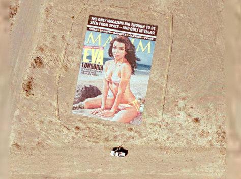 Image: Eva Longoria cover