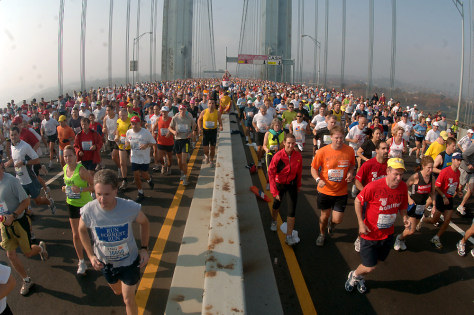 Image: New York City Marathon