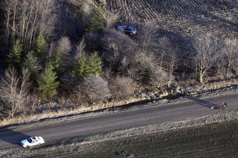 Image: Canadian crime scene