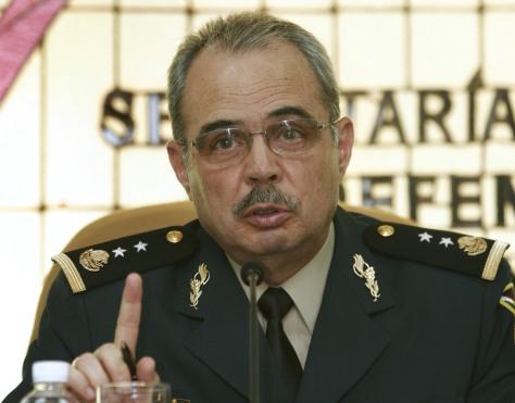 Image: Mexican Gen. Carlos Gaytan.