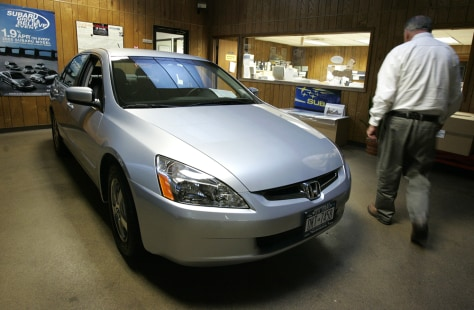 Image: Honda Accord hybrid