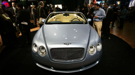 Image: Bentley Continental GTC