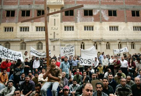 Image: Egyptian Copts